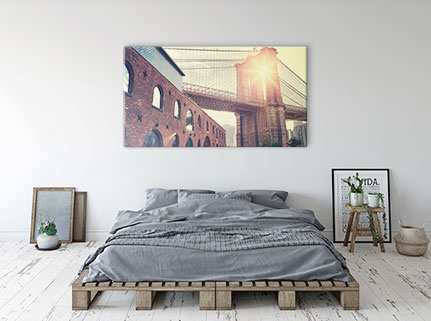 leinwand drucken das original mit 100 grats versand. Black Bedroom Furniture Sets. Home Design Ideas